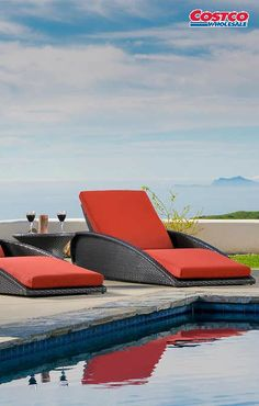 Add to your outdoor living space in comfort and style with the Bahama 3 Piece Lounge set by Ace Evert.