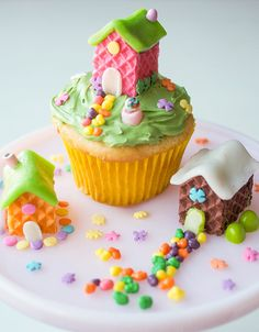 Turn your dessert table into a sweet springtime getaway for all your favorite fairy friends.