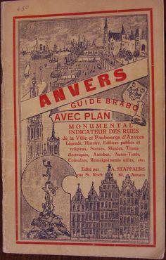 De Openbaring van Arsène Goedertier: Het Antwerps stadsplan