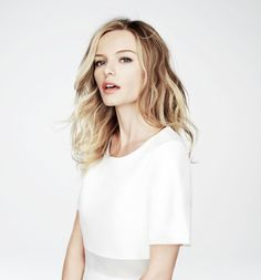 kate bosworth, love her hair! Rapunzel, Pretty People, Beautiful People, Beauty And Fashion, Kate Bosworth, Good Hair Day, How To Pose, Famous Faces, Pretty Hairstyles