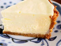 簡単濃厚♡ニューヨークチーズケーキの画像