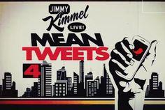 Dags för Jimmy Kimmels Mean Tweets igen http://blish.se/b89886cb66 #twitter #jimmykimmel #meantweets #kändisar #humor