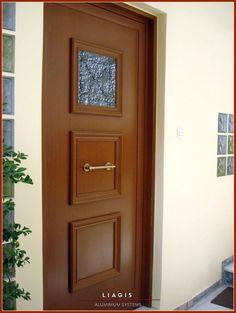 Πόρτες Αλουμινίου   Λιάγγης   Δάφνη Window Manufacturers, Aluminium Doors, Windows And Doors, Furniture, Color, Home Decor, Aluminum Gates, Decoration Home, Room Decor