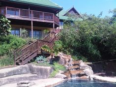 Aloe Ridge Self-catering - This is a comfortable apartment set in a beautiful indigenous garden, situated in Gillitts and only a short drive to central Durban.  The apartment consists of four bedrooms, four en-suite bathrooms, a ... #weekendgetaways #durban #southafrica