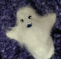 Yeti Hand Puppet