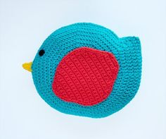 Bird Pillow  Pattern $3.99