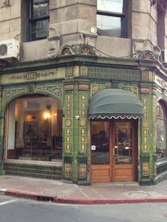 Bar Misiones,  esquina 25 de Mayo y Misiones - Ciudad Vieja - Montevideo - Uruguay