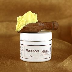 Shea Butter - African remedy for dry and irritated skin with natural UV filter. Protects your skin and hair. Safe for babies and infants!