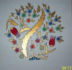 #geleneksel #sanatlarmz #tezhip #elGeleneksel El Sanatlarımız: Tezhip
