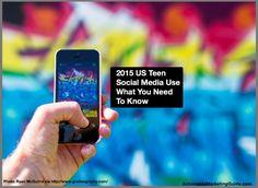 2015 US Teen Social Media Use