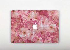 Pink Stickers MacBook 13 inch MacBook Sleeve Flowers by SkinGears Macbook Skin, Macbook Sleeve, Laptop Skin, Macbook Case, Mac Laptop, Laptop Case, Macbook 13 Inch, Macbook Air 11, Macbook Stickers