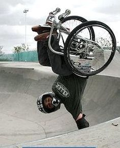 Extreme Wheelchair