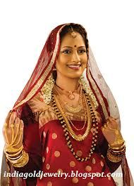coorg jewelry -bridal