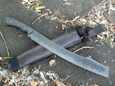 The Gorgon sword by John Gonzalez