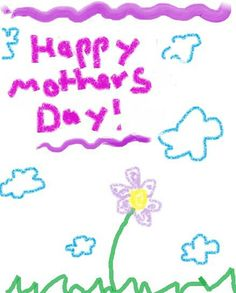 Happy mothers day. I <3 u mom...