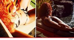 Check out Rihanna's Hawaiian ASSets!