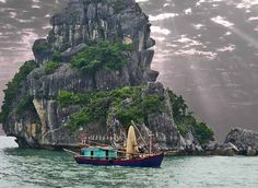 Halong Bay- would love to go