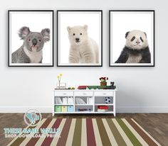 Awesome Bear Print Collection
