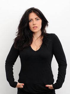 DAGMARA DOMINCZYK Is perfectly content to be a size 10 with a muffin top. http://www.thefrisky.com/2013-02-13/patrick-wilsons-wife-dagmara-dominczyk-has-some-thoughts-about-this-weeks-girls/