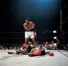 Muhammad Ali. 3 de Junio 2016. RIP