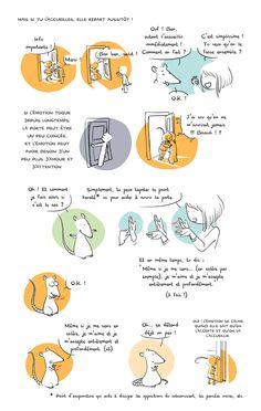 Une émotion est une énergie qui transporte de l'information. Avec cette BD réalisée par Art-mella, apprenez à accueillir une émotion jusqu'au bout !