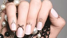 Cute Finger Tattoos For Women