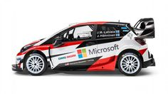 2017 Toyota Yaris WRC Photo 3