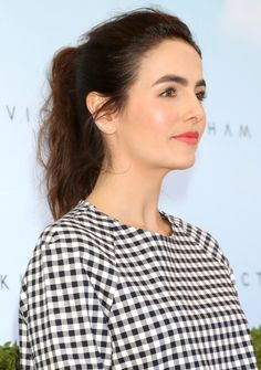 Camilla Belle attends the launch of Victoria Beckham for Target collection in New York City on April 1, 2017