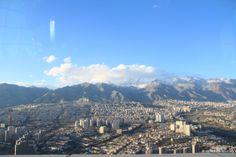 Milad Tower, Tehran, Iran #idowhatiwanto