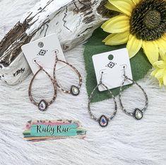 The Helena Hoop Earrings – Ruby Rue Jewelry & Accessories