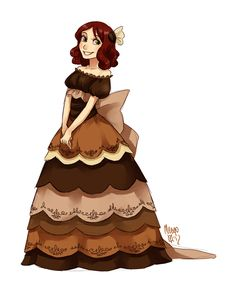opera torte Marietta by meago.deviantart.com on @deviantART