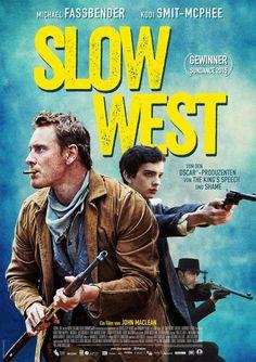 Cinelodeon.com: Slow West. Crítica.