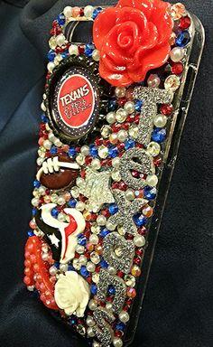 Houston Texans iPhone 6 Ice Case
