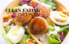 A sample diet plan. Follow this 3 day sample diet plan. Clean eating will cure Dyshidrotic Eczema. Healthy eating habits makes healthy choices.