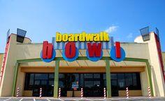 Site of 2011 Bowling Finals - Broadwalk Bowl