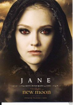 Jane Volturi in NEW MOON