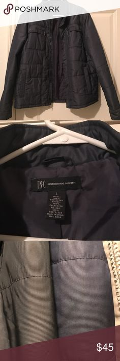 INC MENS JACKET Inc men's jackets in size L... I have 2 in different colors like shown in the picture...price for each INC International Concepts Jackets & Coats Puffers