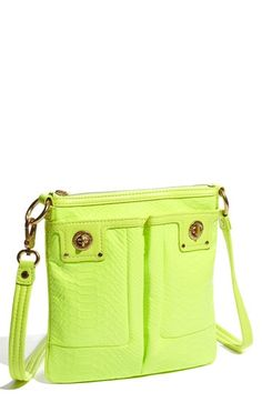 MARC BY MARC JACOBS 'Totally Turnlock - Sia' Python Embossed Crossbody Bag | Nordstrom - StyleSays