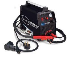 Eastwood Metal Cutting Dual Voltage Versa Cut Plasma Cutter 110/220 Volt AC