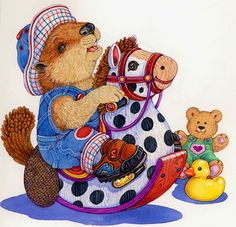Sherry Neidigh - professional children's illustrator