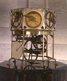 Model of Giovanni Dondi's Astrarium of 1364