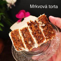 Božská MRKVOVÁ TORTA
