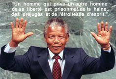 Nelson Mandela en dix citations