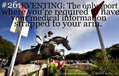 Eventing.....