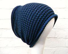 Stripey dreadlock wrap #dreadlocks #dreads #hat #hairwrap