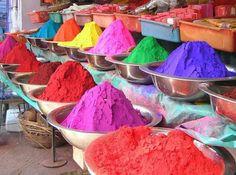 Fashion Tech: Tinturas y picmentos naturales los colores nacidos de la perfección.
