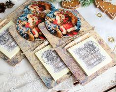 Купить магнит новогодний ВОЛШЕБНЫЕ ПОДАРКИ - сувениры и подарки, Сувенир ручной работы, корпоративные подарки