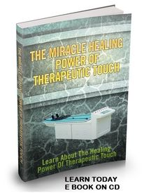 LEARN TODAY - The Miracle Healing of Therapeutic Touch E Book On CD New