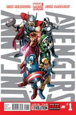 Rick Remender is back with a new title! This will definitely set the tone for Marvel's new relaunch!