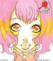 Happy Birthday Annabelle by yurushi